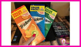 Trident Gum Ibotta Offer at Walmart + Giveaway!