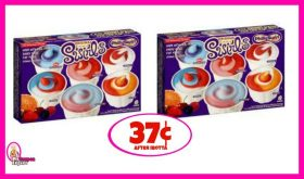 PhillySwirl Cups 37¢ each at Publix after Ibotta!