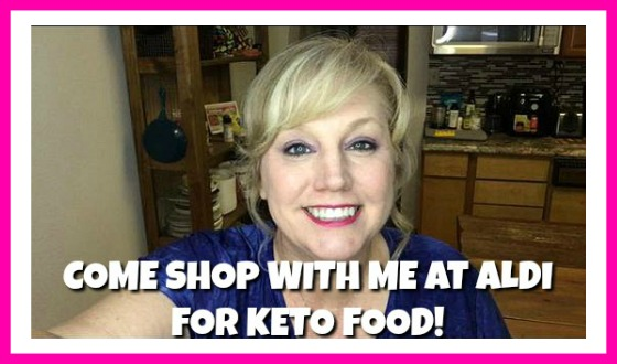 ALDI SHOPPING TRIP VIDEO!  See what I got!