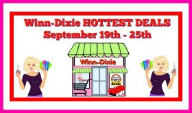 Winn Dixie Hottest Deals September 19th – 25th!