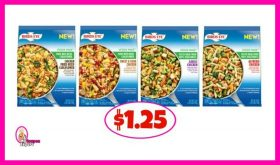 Birds Eye Veggie Made Dinners $1.25 each at Publix!