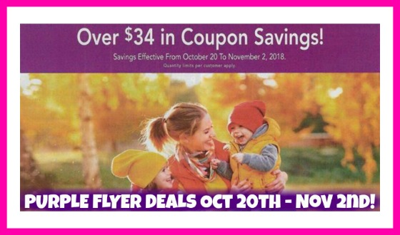 Publix Advantage Flyer October 20th – November 2nd!