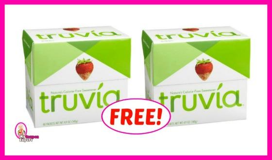 Truvia Sweetener FREE at Publix!