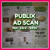 PUBLIX AD Scan November 23rd – 28th Browse all pages early!