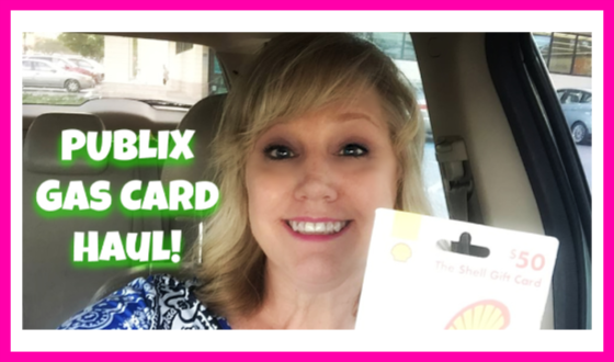 LIVE VIDEO!  Publix Gas Card Scenario, shop with me!