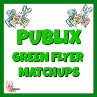 Publix GREEN Flyer Deals March 30th – April 12th!