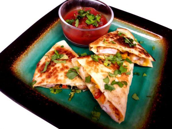 Shrimp Fajitas - Low Carb / Keto Recipe