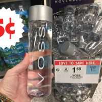 Publix Hot Deal Alert! VOSS Waters 5¢ each!