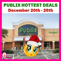 Publix HOT DEALS and Matchups December 20th – 26th!!