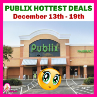 Publix HOTTEST DEALS December 13th – 19th!