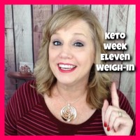 Keto Diet Week Eleven WEIGH-IN RESULTS!