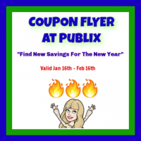 Find New Savings For The New Year Publix Coupon Flyer!!
