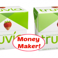 Truvia Sweetener FREE plus a MONEY MAKER at Publix!