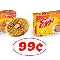 Eggo Waffles just 99¢ each at Publix!
