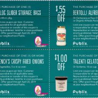 NEW Publix Easter Coupons!  Printable too!