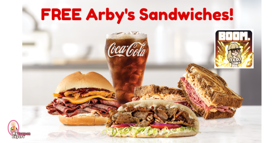 photograph relating to Printable Arbys Coupons referred to as No cost ARBYS SANDWICHES!! Rush Rush!! ·