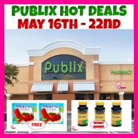 PUBLIX HOT DEALS & Matchups May 16th – 22nd!