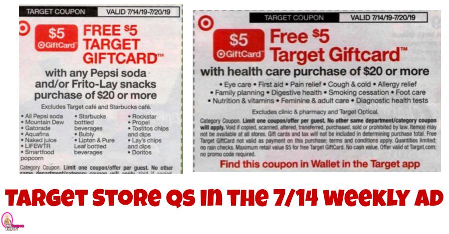 target coupon red plum