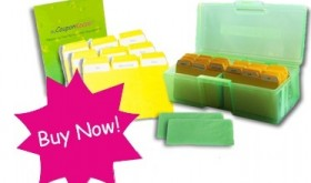Coupon Organization System – Almost sold out!
