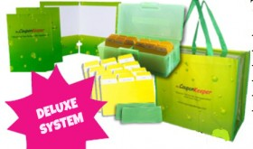 Coupon Organization System Review and BIG GIVEAWAY!!  You will LOVE this!!!