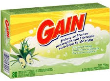 Free Gain Dryer Sheets at Dollar Tree