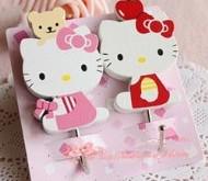 Hello Kitty Decorative Hooks Only $2.99 Shipped