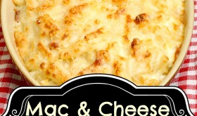 Macaroni and Cheese the ULTIMATE Comfort Food
