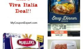 PUBLIX – Easy Viva Italia Deals!