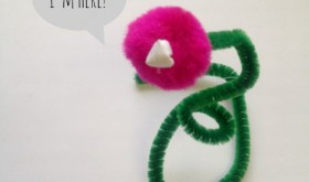 Craft Time: Dr. Seuss Horton Hears a Who Flower Craft