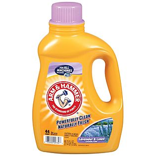 Arm & Hammer Laundry Detergent as low as $1.87 per bottle ...
