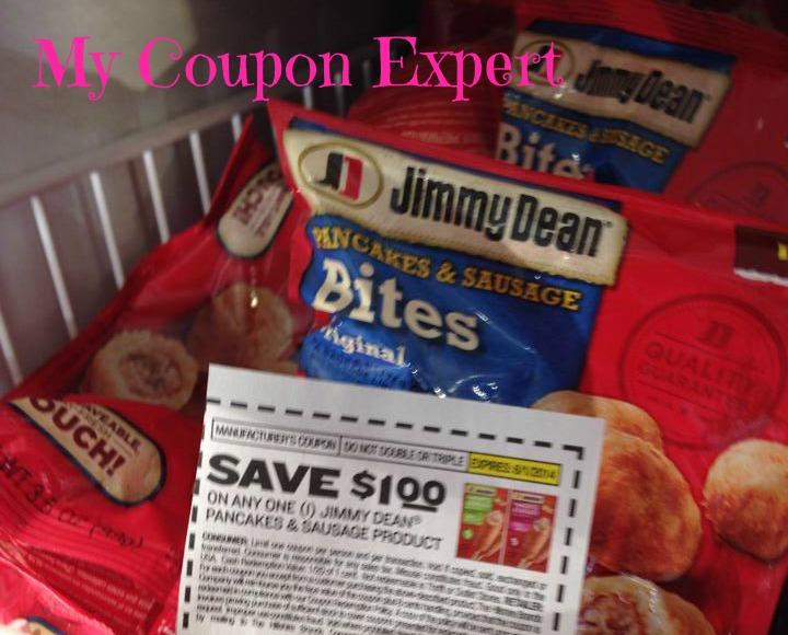 FREE Jimmy Dean Pancakes & Sausage Bites at Dollar Tree
