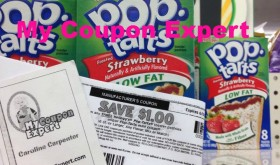 Kellogg's Pop Tarts Only $0.67 at the Dollar Tree
