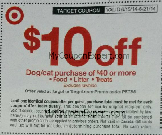 Awesome 10 40 Target Coupon This Sunday Check It Out