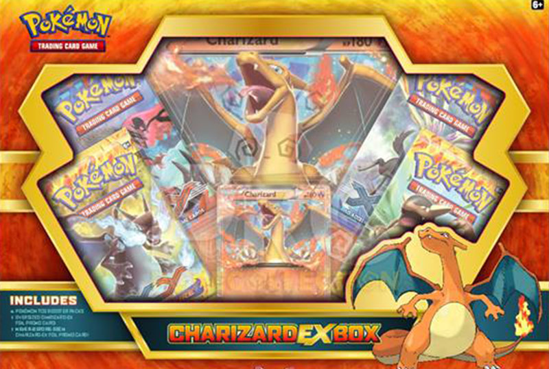 Pokemon Charizard Box As Low As 7 50 At Target Today Only