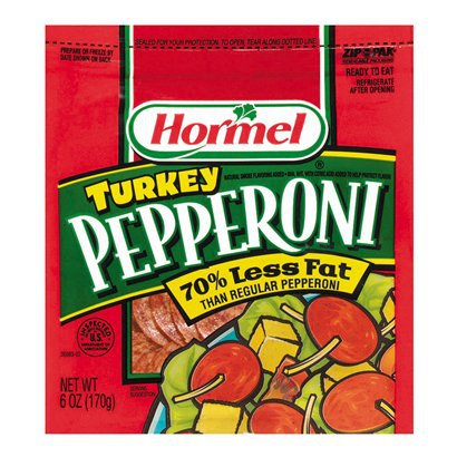 Hormel Turkey Pepperoni Only $0.99 at Target