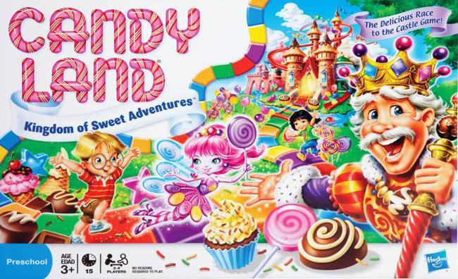 CandyLand Only 159 At Target