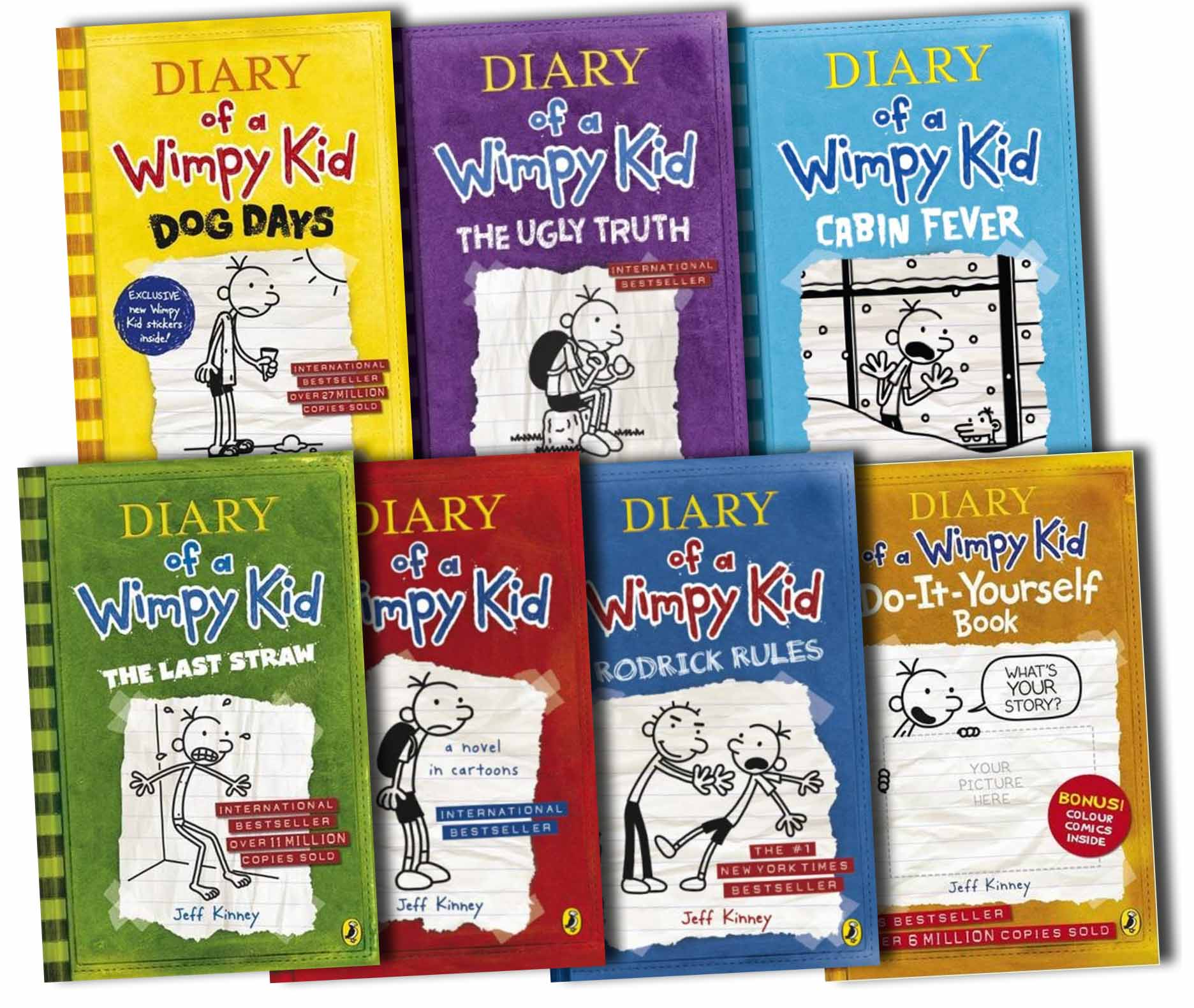 diary of a wimpy kid and