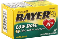 Better Than FREE Bayer Low Dose Aspirin at Walmart