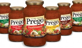 Prego Italian Sauces Only $0.63 at Walgreens