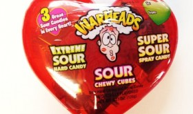 WarHeads Plastic Heart Candy Only $1.50 at Walgreens