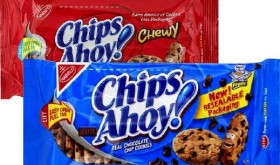 Nabisco Chips Ahoy! Cookies Only $1.49