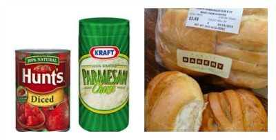 hunts kraft bread
