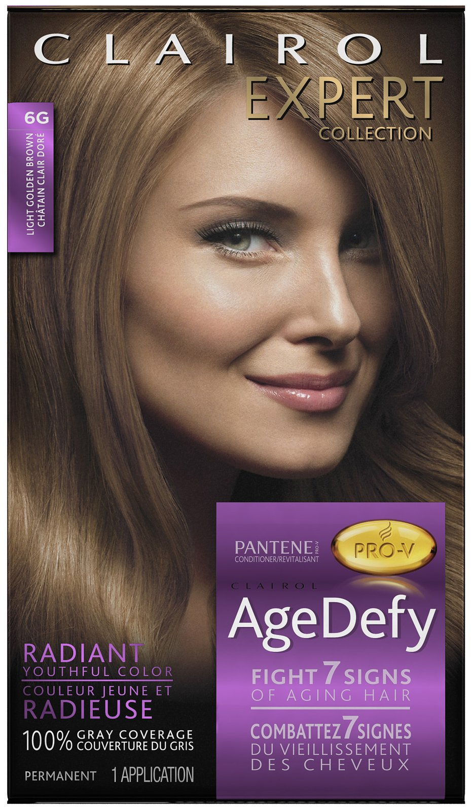Clairol Expert Age Defy Hair Color Only 3 99 At Publix