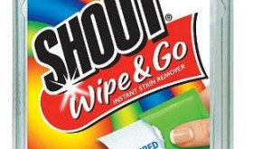 FREE Shout Wipe & Go Wipes at Target
