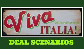 Publix Viva Italia Deal Ideas!!