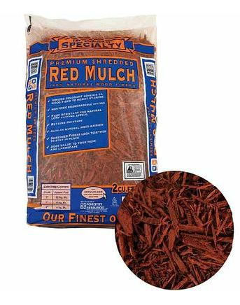 Get Red Mulch For Just 99 Per Bag At Lowes Home Depot Will Also Price Match So If You Can T Find It Your In Stock Check