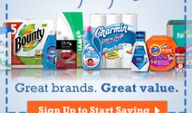 Exclusive Coupons, Free Samples, and Savings Tips from P&G Everyday
