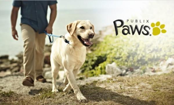 publix paws sign up