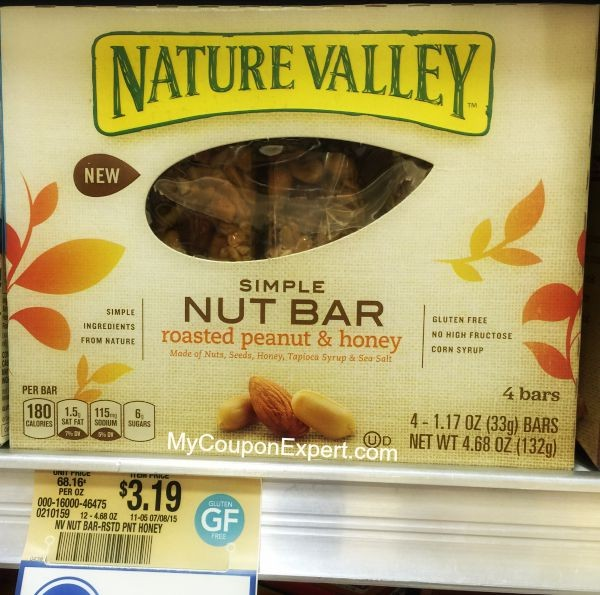 Nature Valley Simple Nut