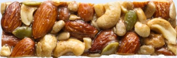 simple nut bar photo